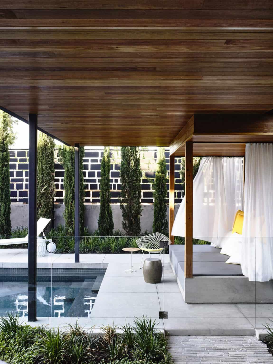 Concrete House by Matt Gibson Architecture (10)