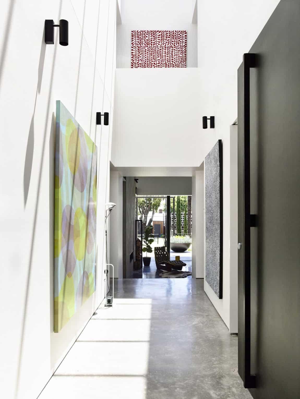 Concrete House by Matt Gibson Architecture (12)