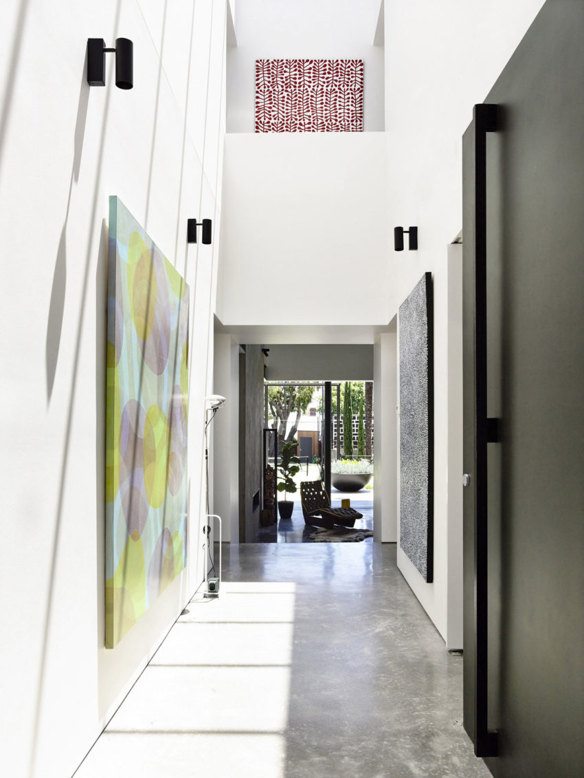 Concrete House by Matt Gibson Architecture (12)