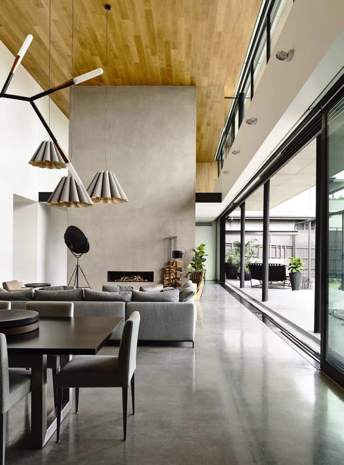 Concrete House by Matt Gibson Architecture (13)