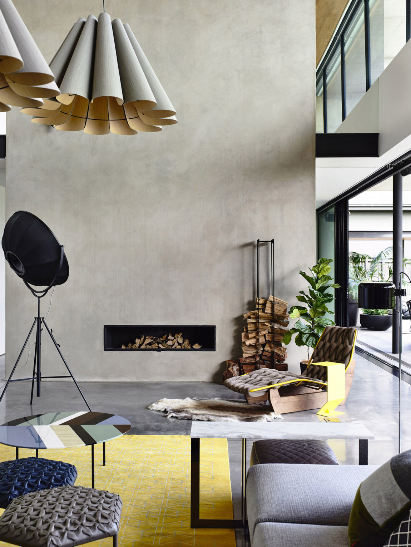 Concrete House by Matt Gibson Architecture (14)