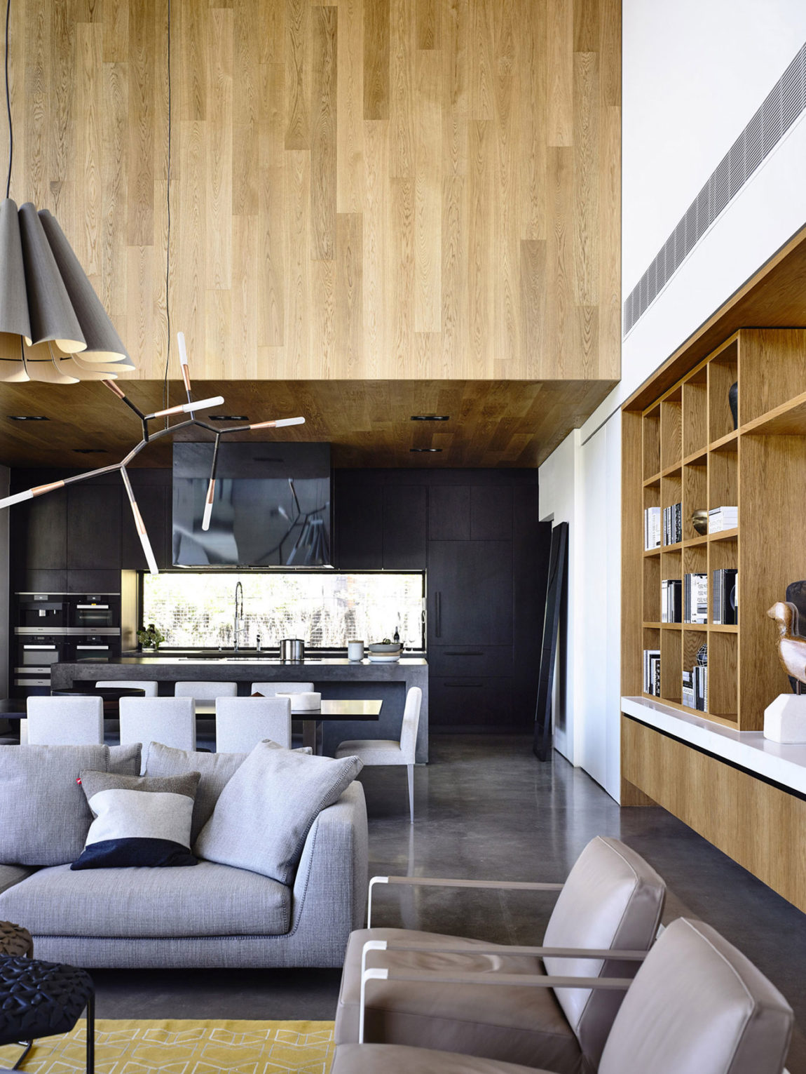 Concrete House by Matt Gibson Architecture (15)