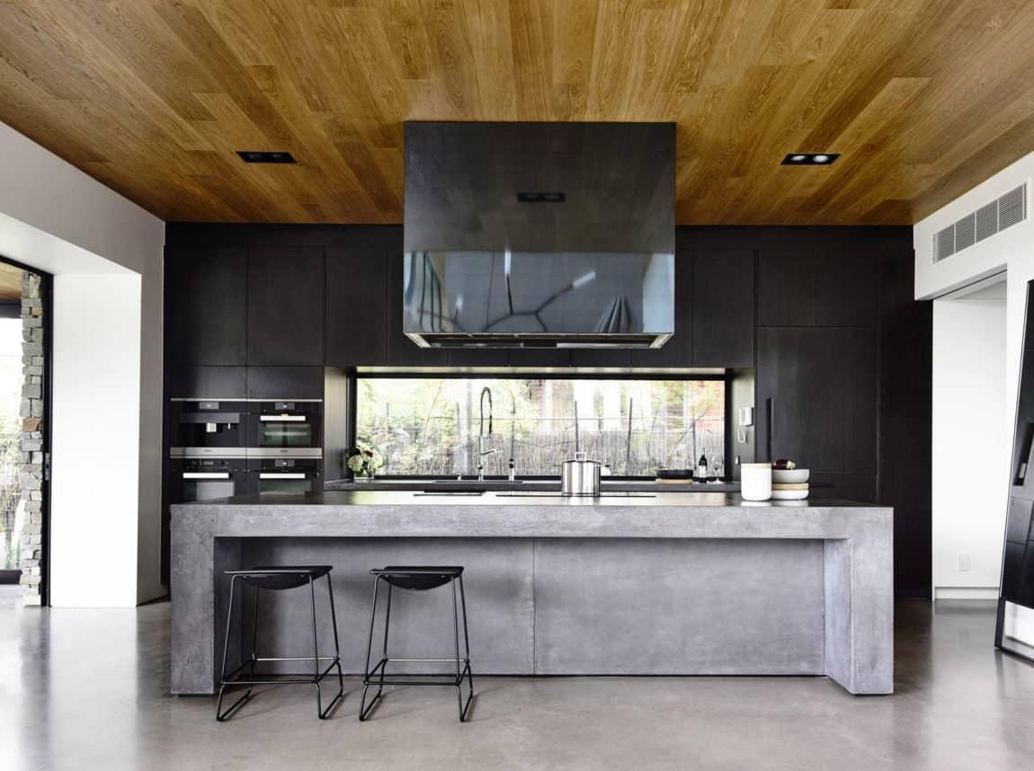Concrete House by Matt Gibson Architecture (17)
