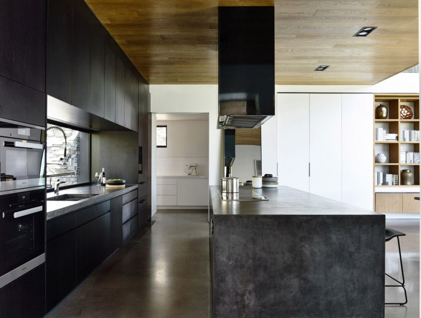 Concrete House by Matt Gibson Architecture (18)