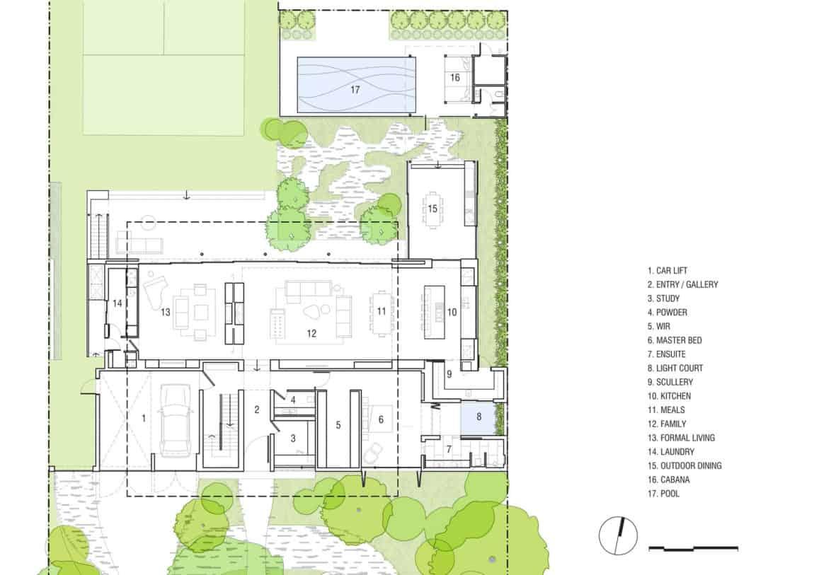 Concrete House by Matt Gibson Architecture (20)