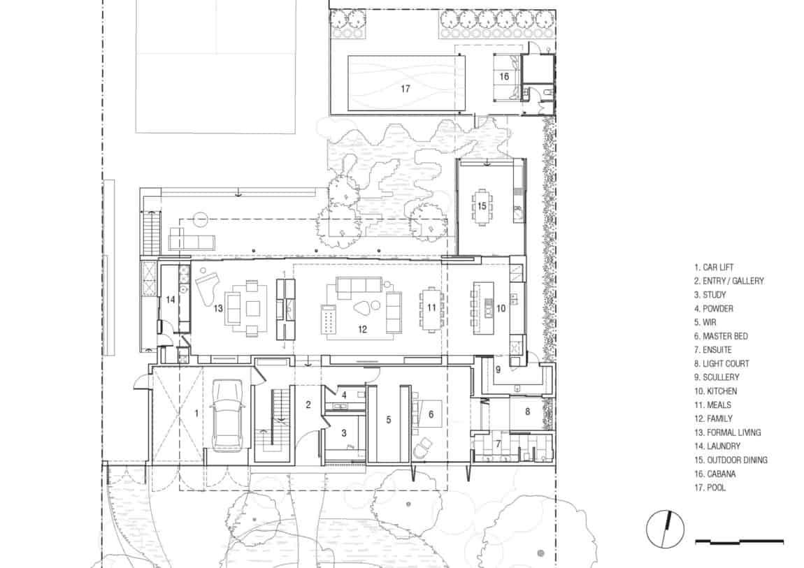 Concrete House by Matt Gibson Architecture (21)