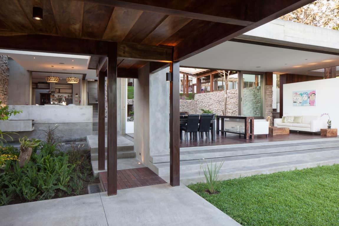 Garden House by Cincopatasalgato (2)