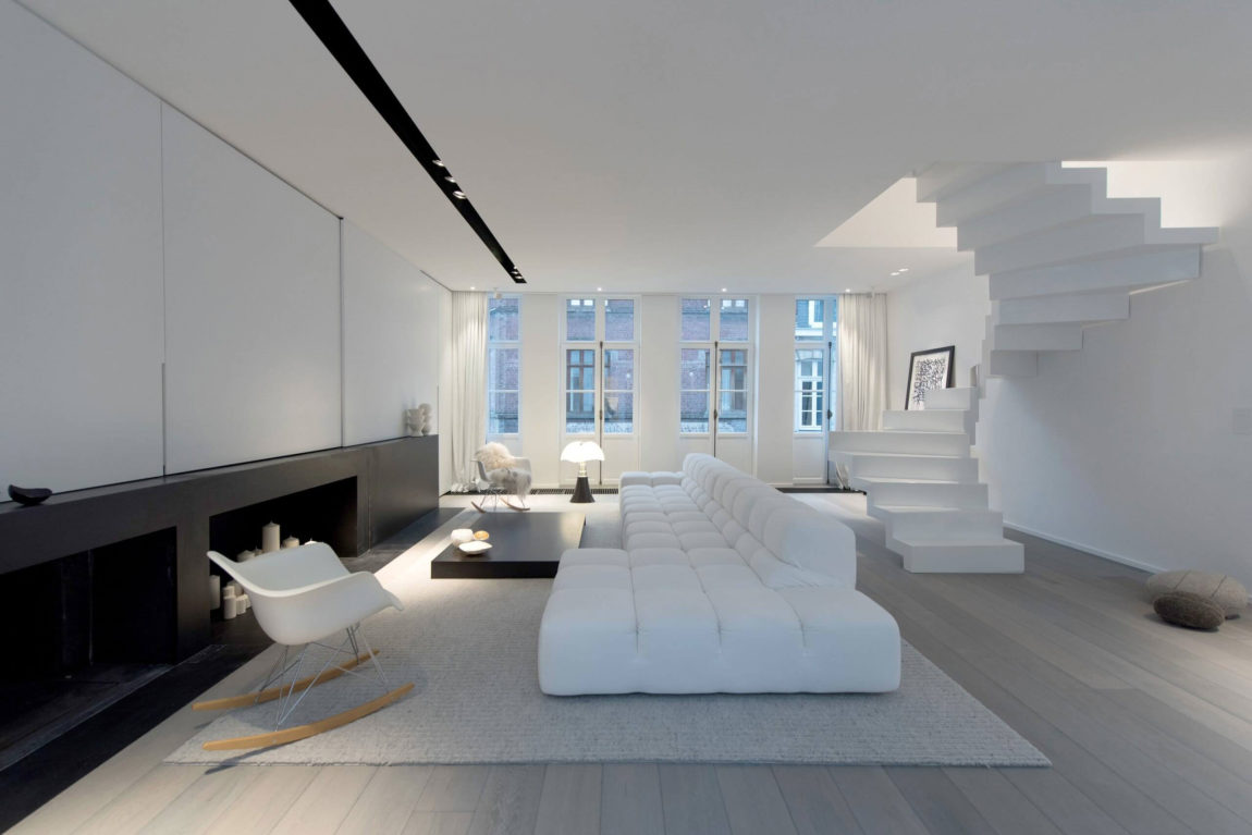 Habitation Privée Lille by Mayelle Architecture (1)
