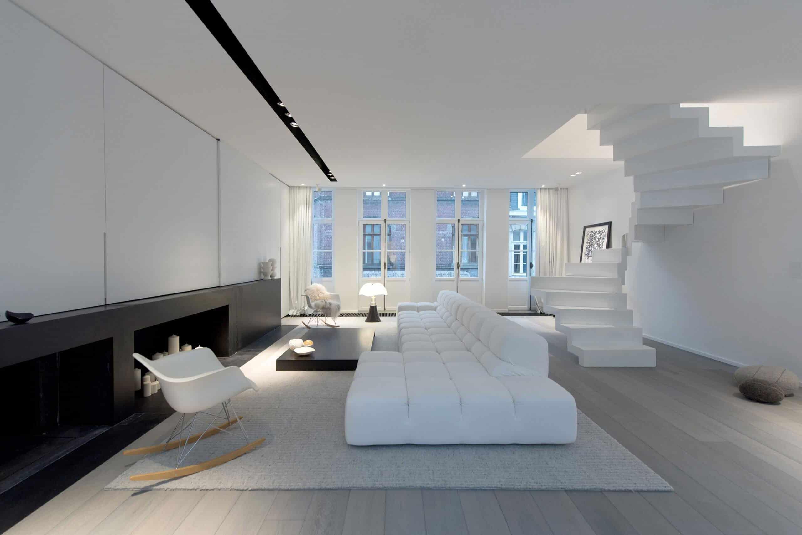 Habitation priv e lille by mayelle architecture int rieure for Architecture interieur pdf