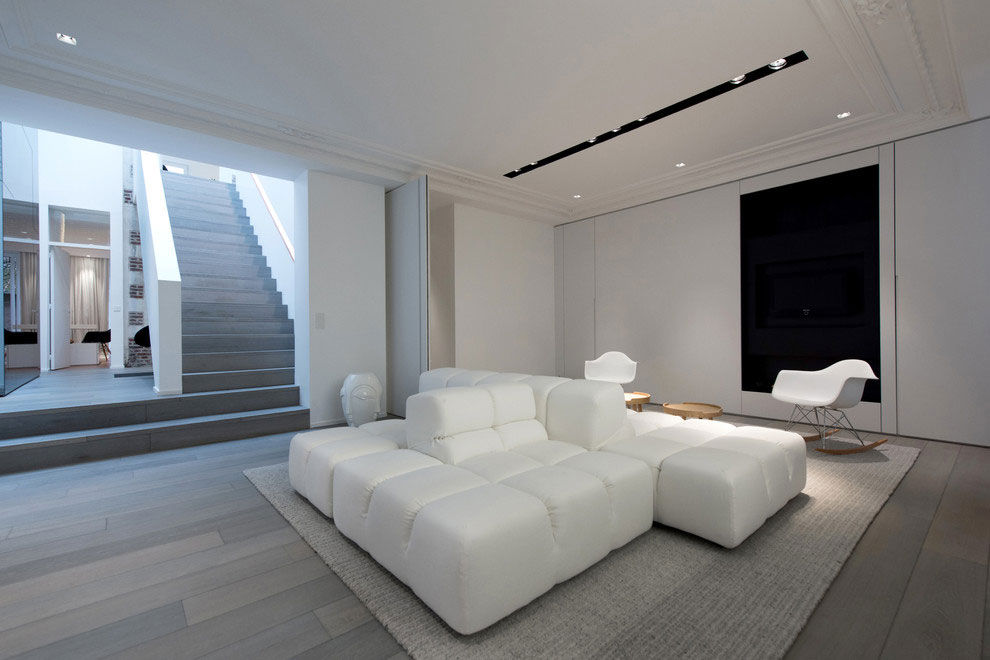 Habitation Privée Lille by Mayelle Architecture (6)