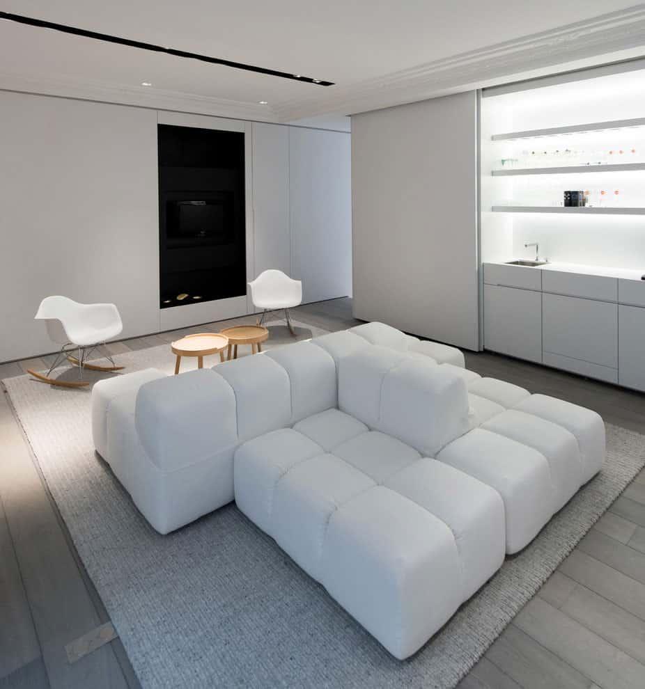 Habitation Privée Lille by Mayelle Architecture (7)