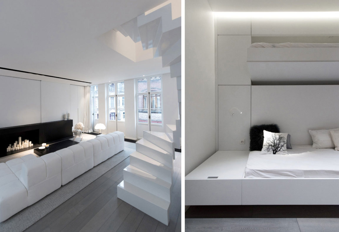 Habitation Privée Lille by Mayelle Architecture (12)