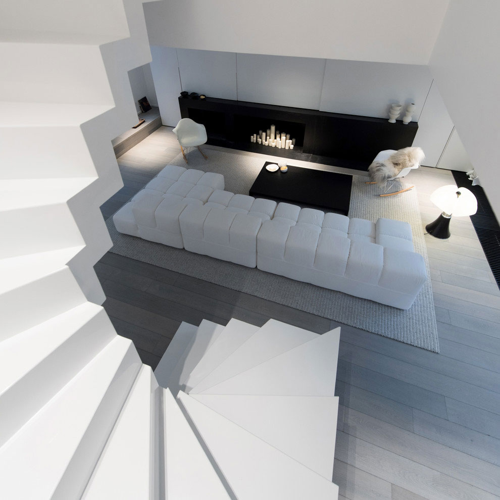 Habitation Privée Lille by Mayelle Architecture (13)