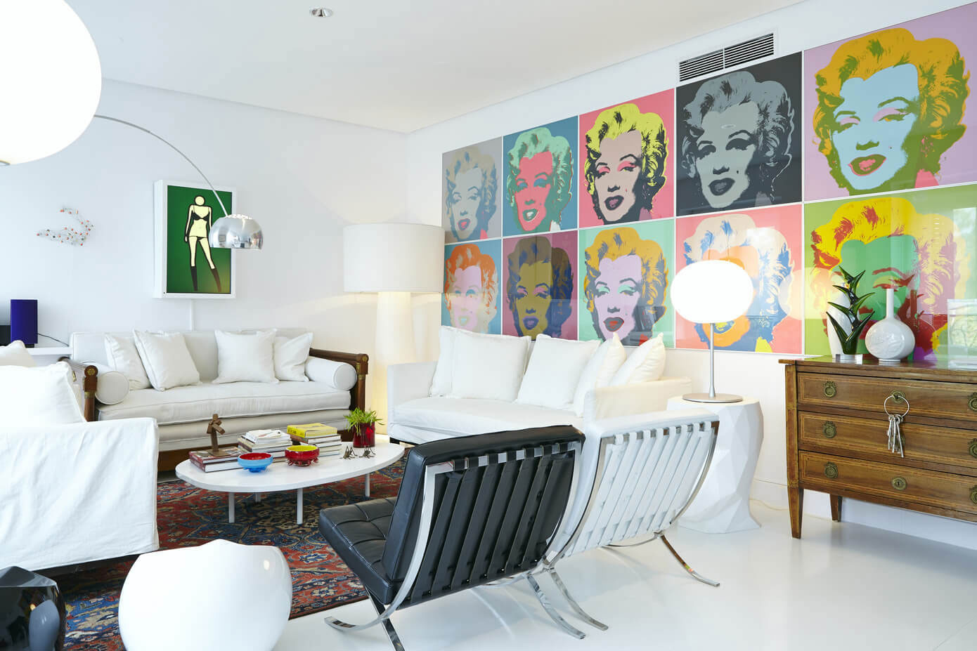 Home in madrid by teresa sapey