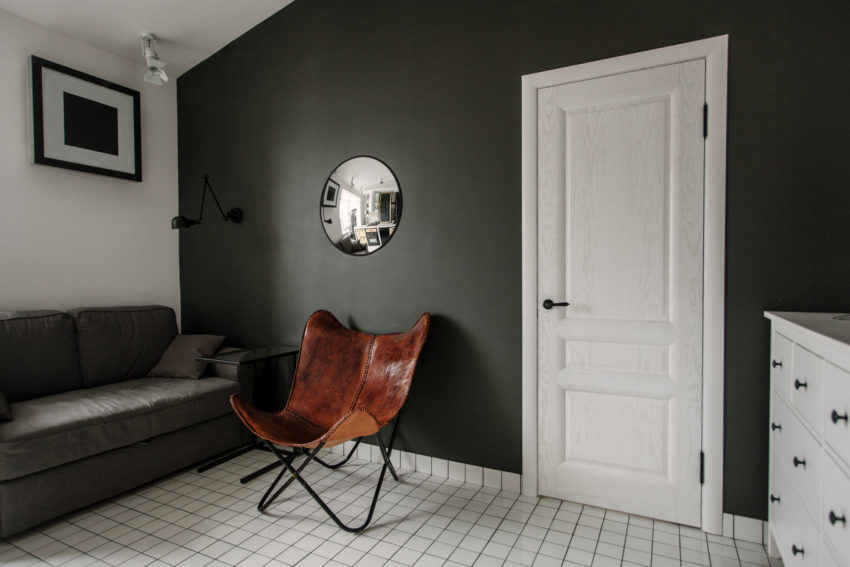 Interior of Mansard in Moscow by buro5 (1)