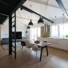 Loft Apartment in Superstructure by RULES architects (10)