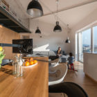 Loft Apartment in Superstructure by RULES architects (12)