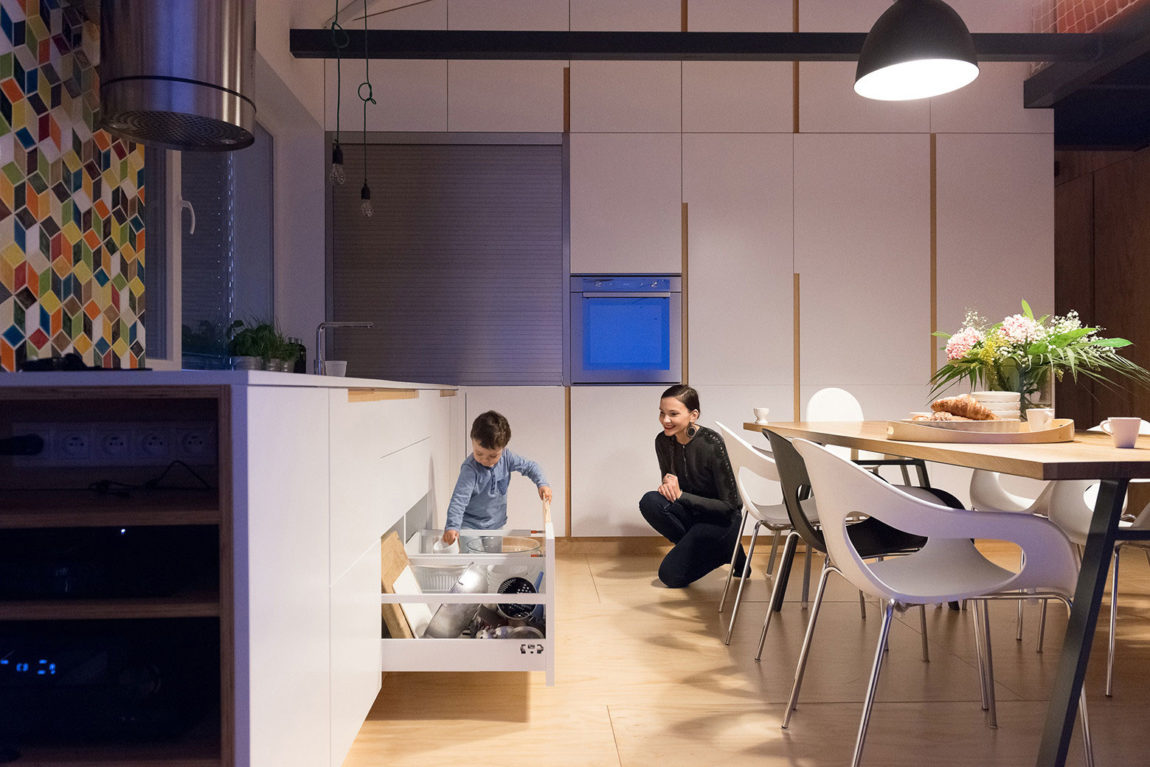 Loft Apartment in Superstructure by RULES architects (18)