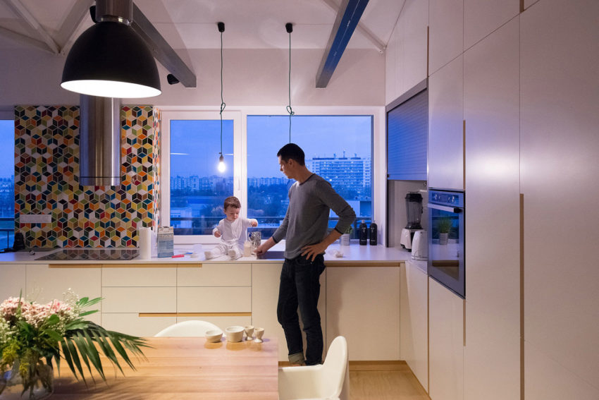 Loft Apartment in Superstructure by RULES architects (19)