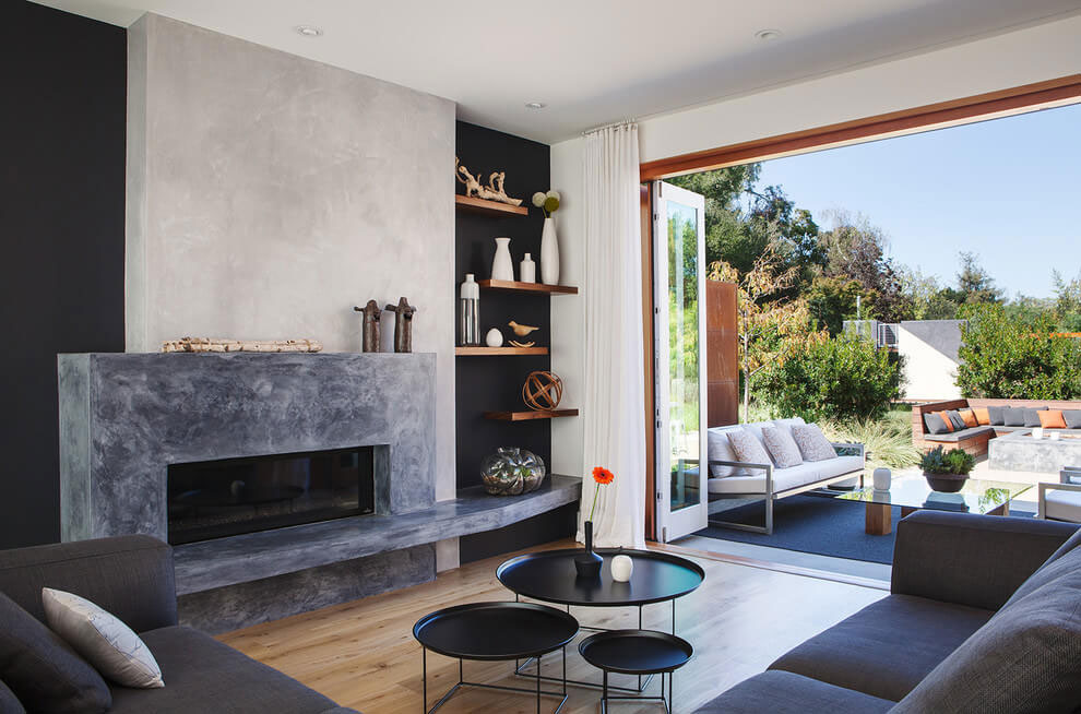Los Altos House by Dotter Solfjeld Architecture (6)