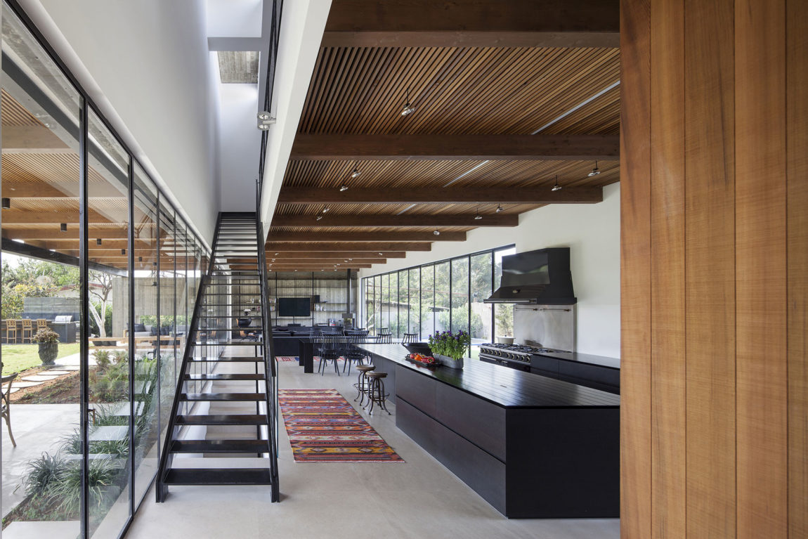 NS Residence by Blatman-Cohen Architects (10)