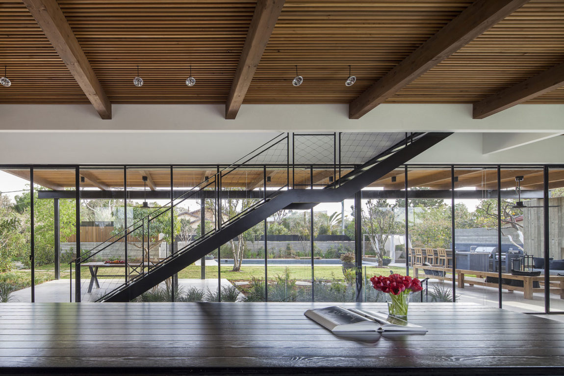 NS Residence by Blatman-Cohen Architects (12)