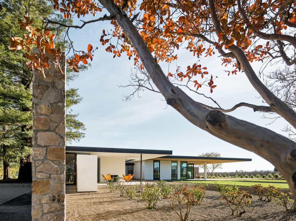 Oak Knoll Residence by Jørgensen Design (2)