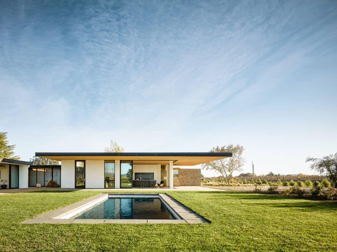 Oak Knoll Residence by Jørgensen Design (3)
