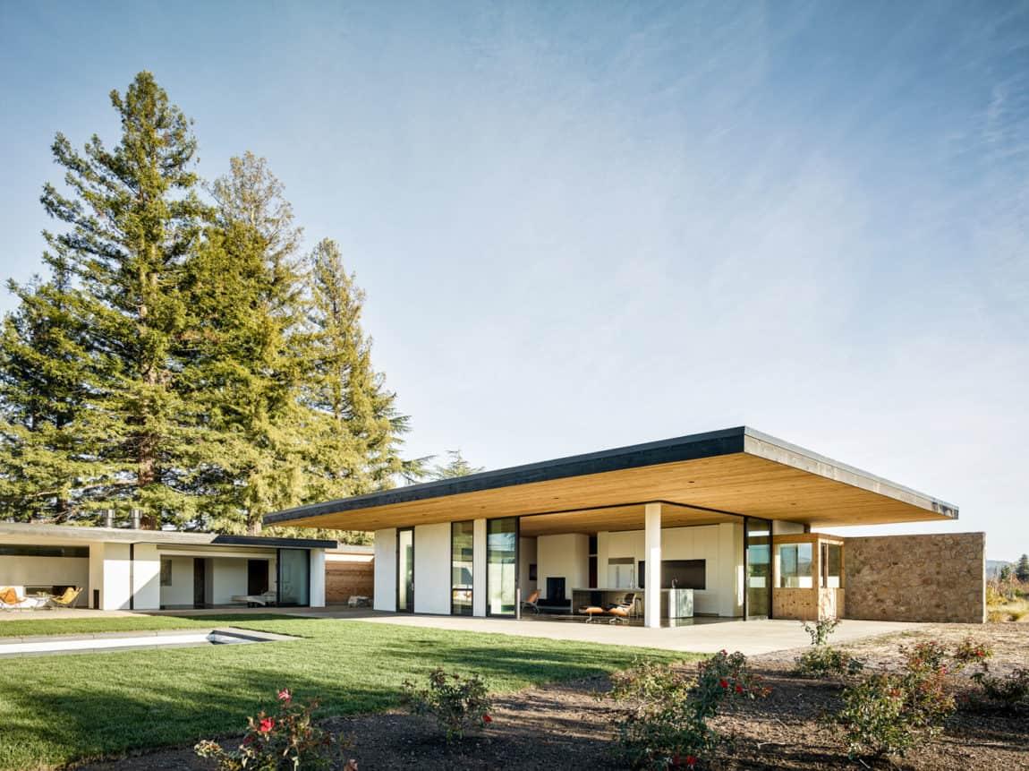 Oak Knoll Residence by Jørgensen Design (4)