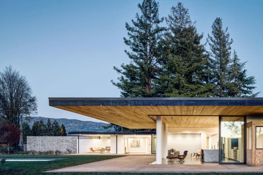 Oak Knoll Residence by Jørgensen Design (20)