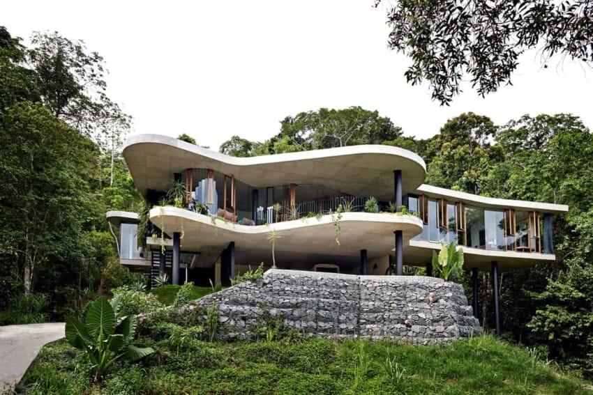 Planchonella House by Jesse Bennett Architect (1)