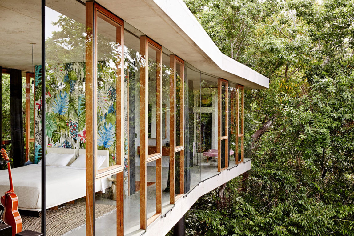 Planchonella House by Jesse Bennett­ Architect (4)