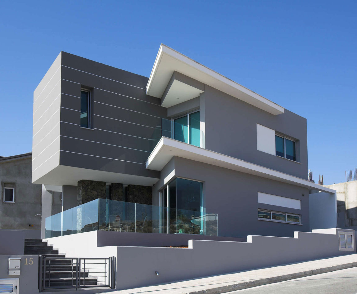 Radial House by Tsikkinis Architecture Studio (1)