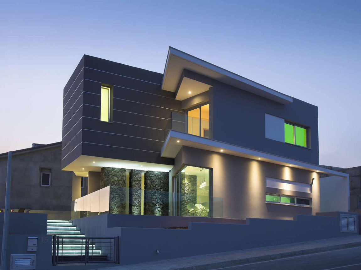 Radial House by Tsikkinis Architecture Studio (13)