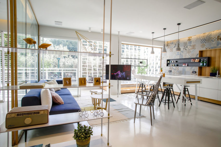 TLV Ben Gurion - Weisel Apartment by Dori Interior Des (3)