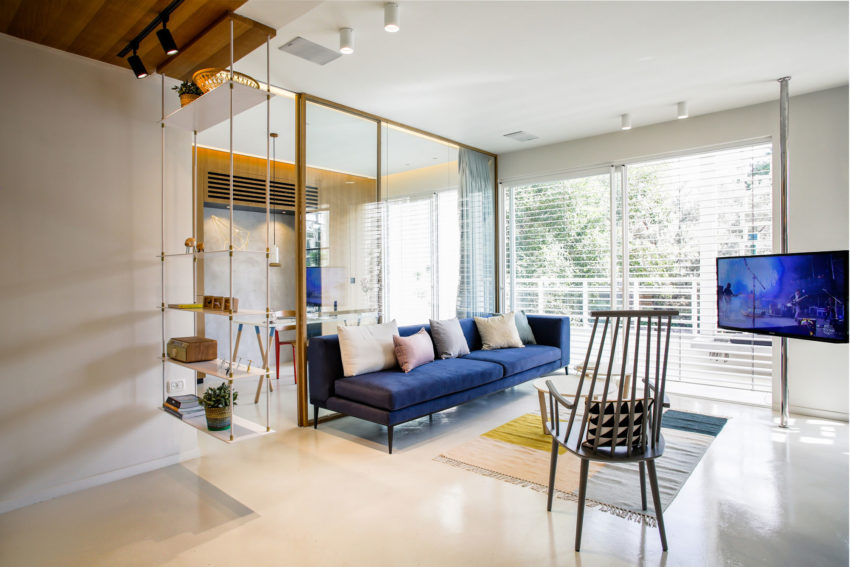 TLV Ben Gurion - Weisel Apartment by Dori Interior Des (5)