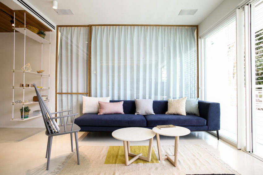 TLV Ben Gurion - Weisel Apartment by Dori Interior Des (6)