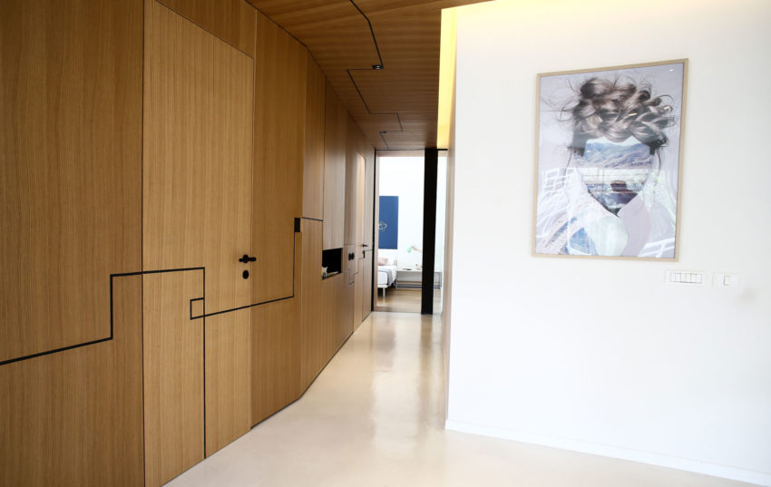 TLV Ben Gurion - Weisel Apartment by Dori Interior Des (18)