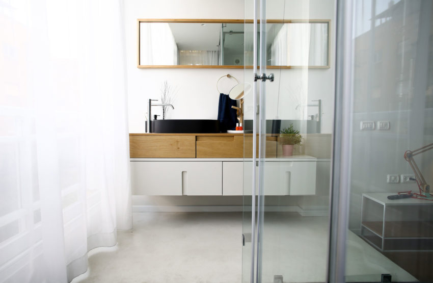 TLV Ben Gurion - Weisel Apartment by Dori Interior Des (28)