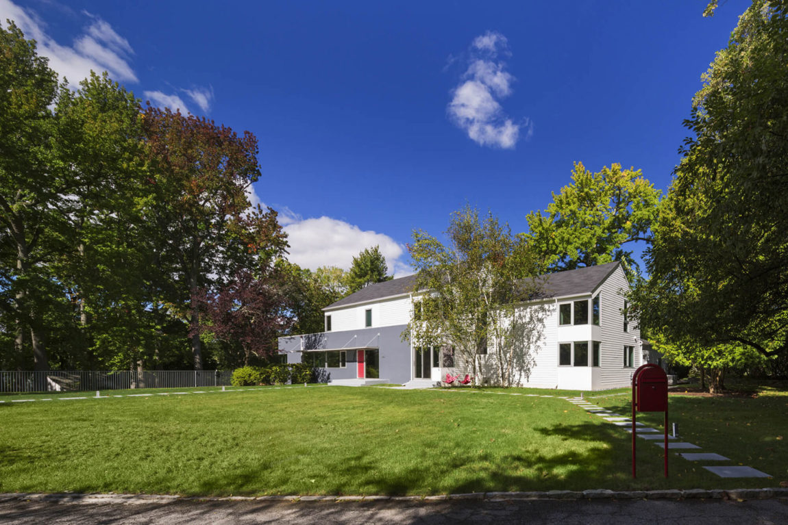 Westchester Colonial by Fougeron Architecture (1)
