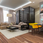 Apartment in Moscow by Interierium (2)