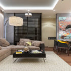 Apartment in Moscow by Interierium (3)