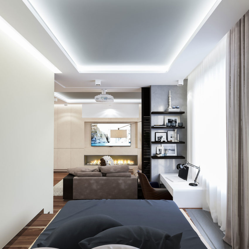 Apartment in Moscow by Interierium (5)