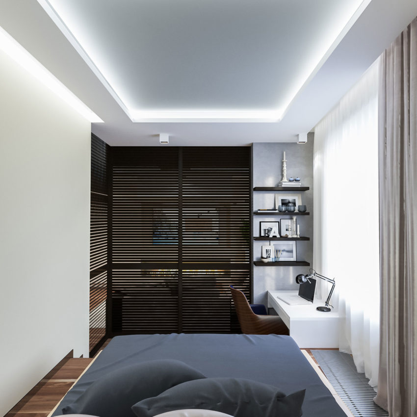 Apartment in Moscow by Interierium (6)