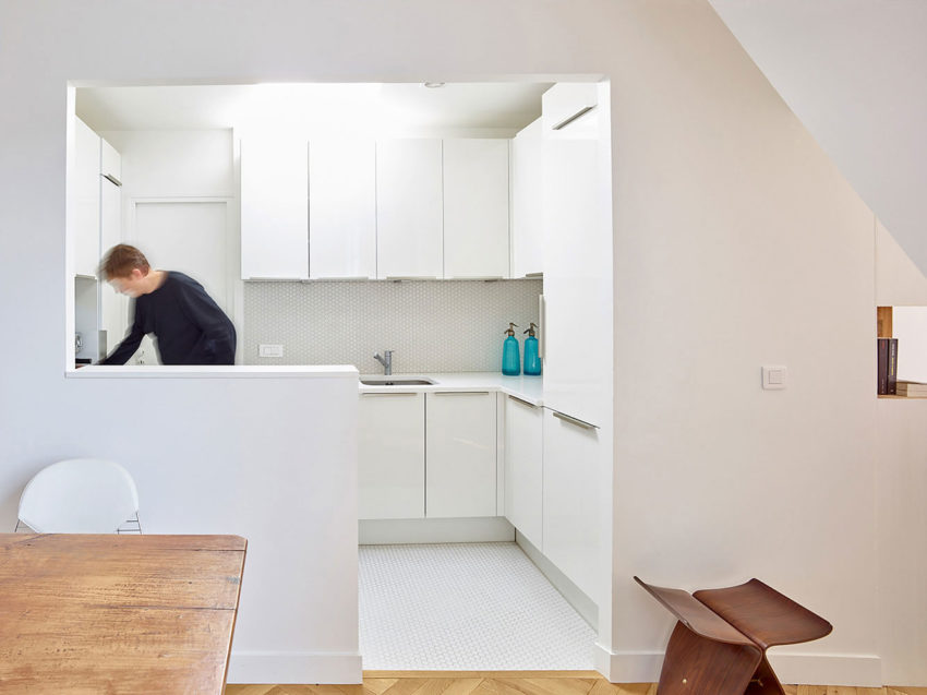 Arsenal Flat by h2o architectes (14)