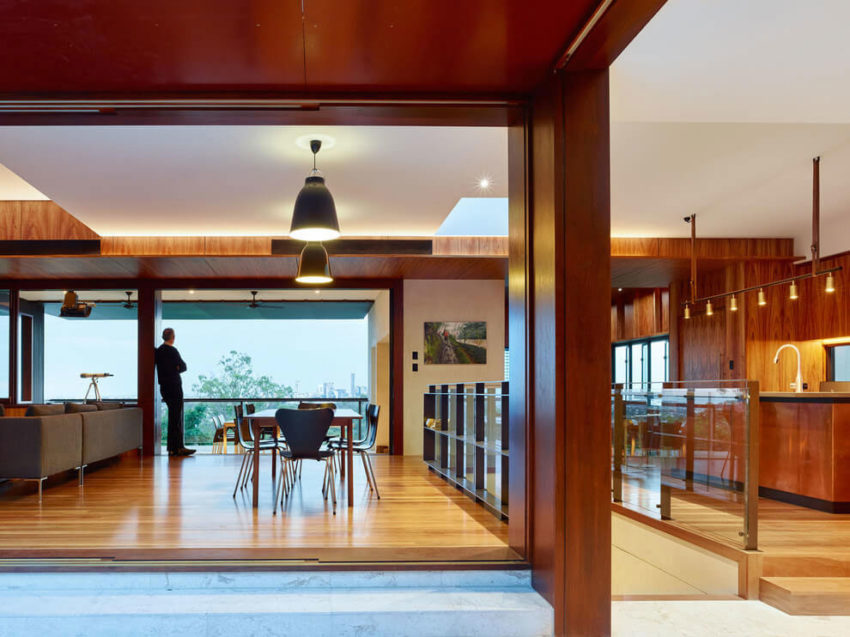 Bardon House by Bligh Graham Architects (9)