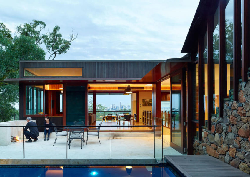 Bardon House by Bligh Graham Architects (15)