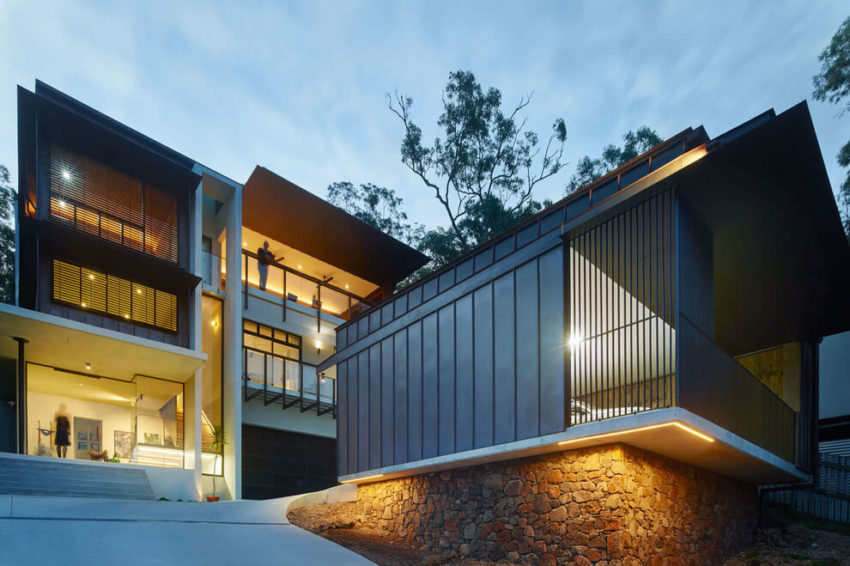 Bardon House by Bligh Graham Architects (18)