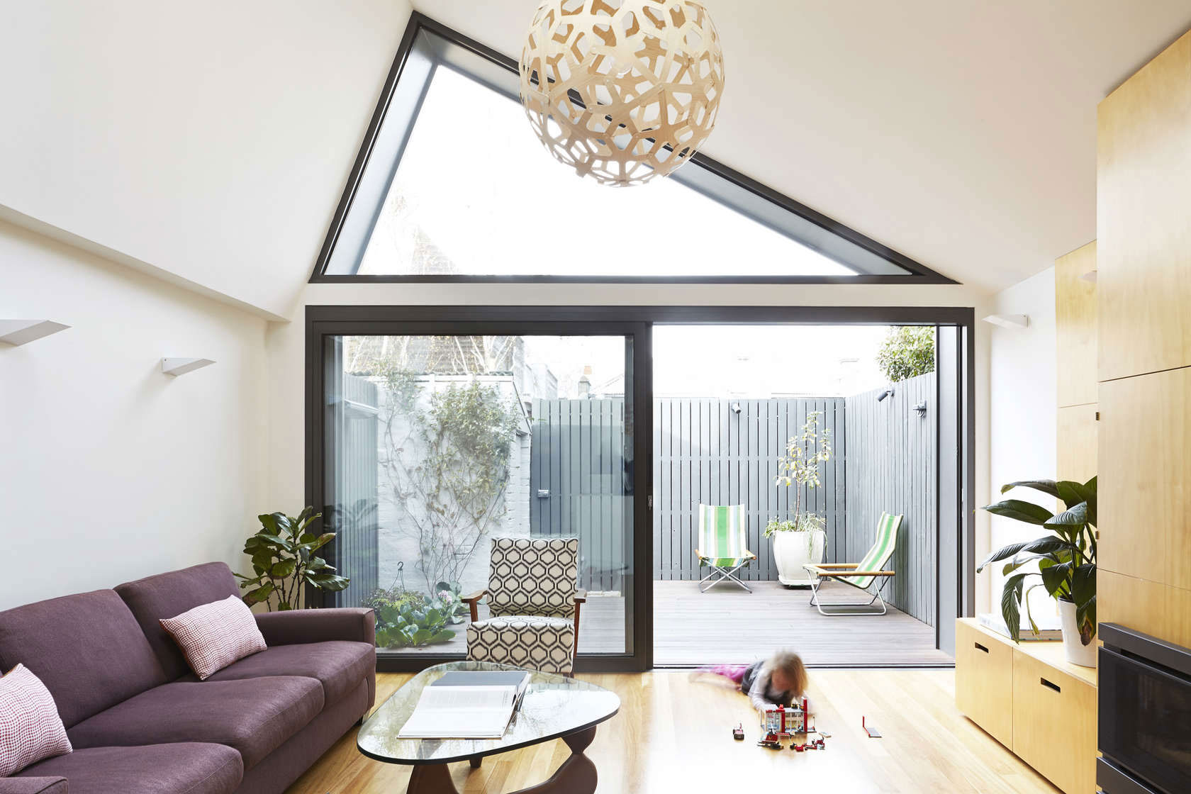 Big Little House by Nic Owen Architects