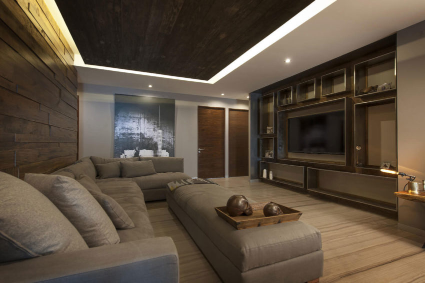 Wonderful View In Gallery CM Apartment By Kababie Arquitectos (2)